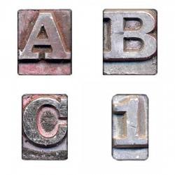 Letterpress - AL