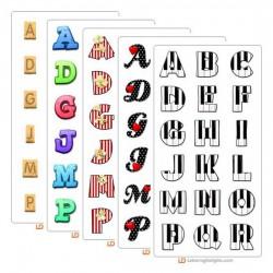 LD February 2004 Alphabet Bundle