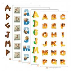 LD April 2004 Alphabet Bundle