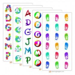LD May 2004 Alphabet Bundle