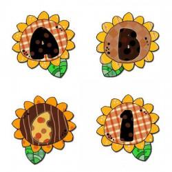 Patchwork Sunflowers - AL