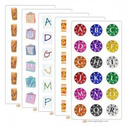 LD September 2004 Alphabet Bundle