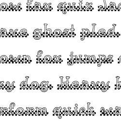LD Checked - Font