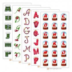 LD November 2004 Alphabet Bundle
