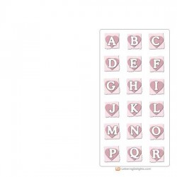 Journaling Delight Alphabet Bundle 2