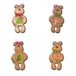 Christmas Bears - AL