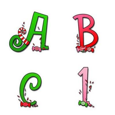 Christmas Candy - AL