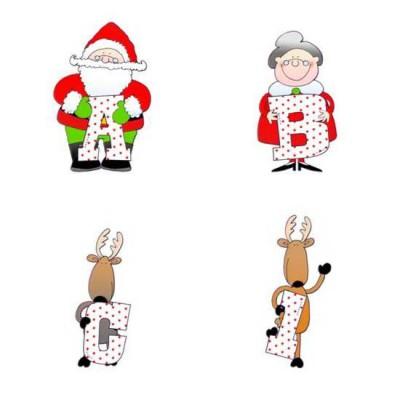 Santa's Helpers - AL