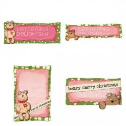 JJD Christmas Bears - GS