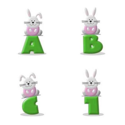 Chunky Rabbits - AL