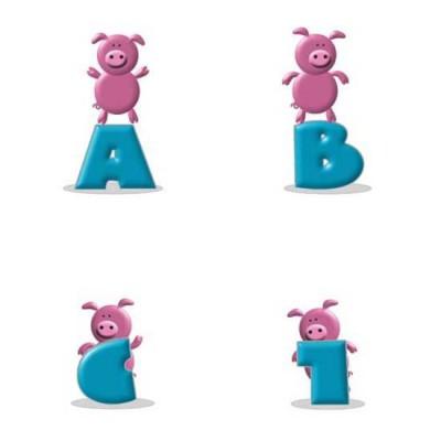 Chunky Pigs - AL