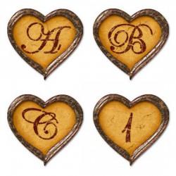 Antique Hearts - AL