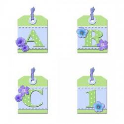 JDA Floral Tags - AL