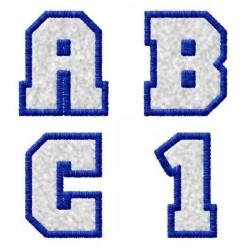 Varsity Blue - AL