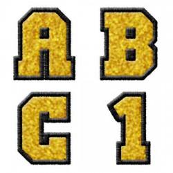 Varsity Gold - AL