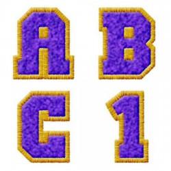 Varsity Purple - AL