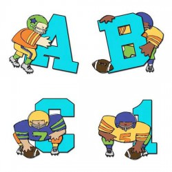 JDA Football Frenzy - AL
