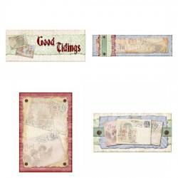 JD Vintage Postcards - GS