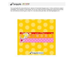 Daisy Valentine - Candy Bar Wrapper - PR