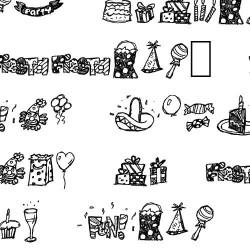 DB Party Sketch - DB