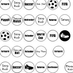 DB Circles - Soccer - DB