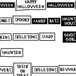 DB Boxy Halloween - DB