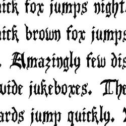 LD Count Fontula - Font