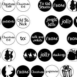 DB Circles - Christmas - DB