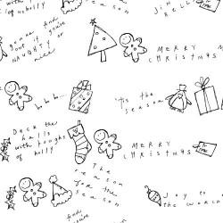 DB Falalalala Doodles - DB