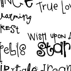 DB Fairytale Words - DB