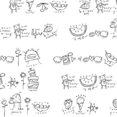 DB Just 4 U Doodles - DB