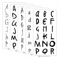 Twylight Fonts Bundle