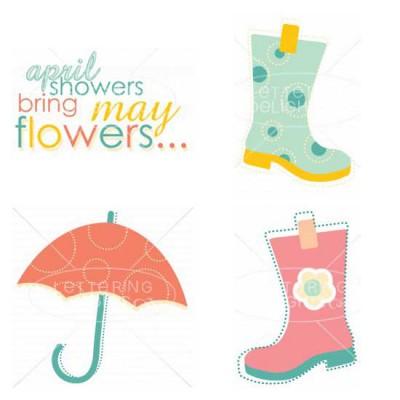 Garden Showers - GS