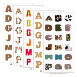 Awesome Alphabets Super Bundle