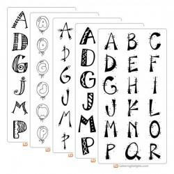 Fun Fonts Super Bundle