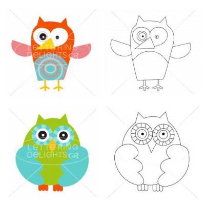 Funky Owls - CL