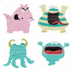 Monster-licious - GS