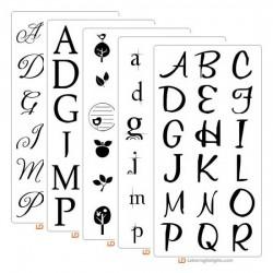 Top 10 Fonts of 2009 Bundle