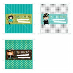 Best Witches - Candy Bar Wrapper - PR