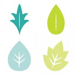 Simple Leaves - SV