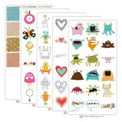 Top 10 Graphics of 2010 Bundle