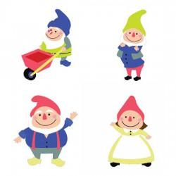 Good Luck Gnomes - SV