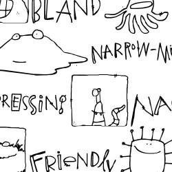 DB Mutant Traits Doodles - DB