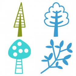 Quirky Trees - SS